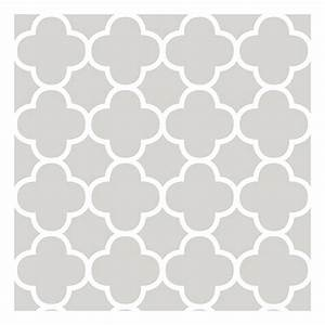Buy Origin Grey White Trellis 2625