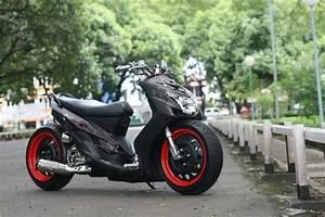 Yamaha Mio Soul Street Custom