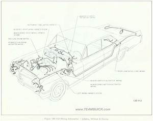 1966 Buick Lesabre  Wildcat And Electra  Wiring Information