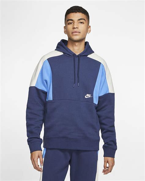 nike sportswear color block pullover hoodie nikecom