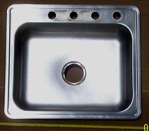 kitchen sinks made in usa moen stainless steel 25 quot single basin 4 kitchen sink 8593