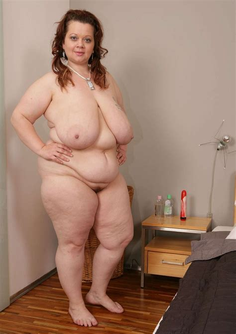 Porn Pic From Mature Bbw Full Frontal