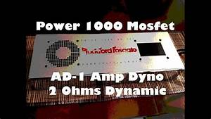 Rockford Fosgate Power 1000 Mosfet Vs Smd Ad