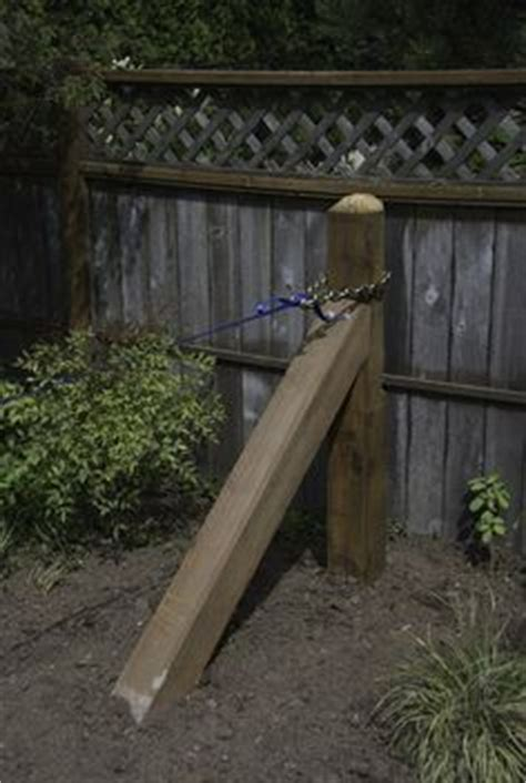 Backyard Slackline Without Trees by Slacklining Is Coming To Your Backyard Even Without Any