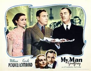 My Man Godfrey (1936) – The Blonde at the Film