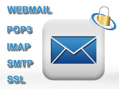 porta standard smtp parametri pop3 imap ed smtp postatop
