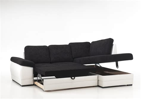 canapé noir et blanc convertible photos canapé d 39 angle convertible noir et blanc