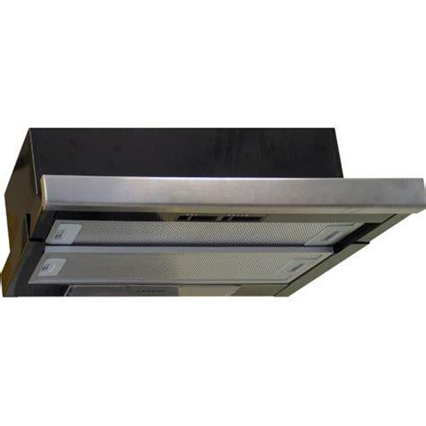 hotte de cuisine noir dmo hotte de cuisine encastrable avec tiroir