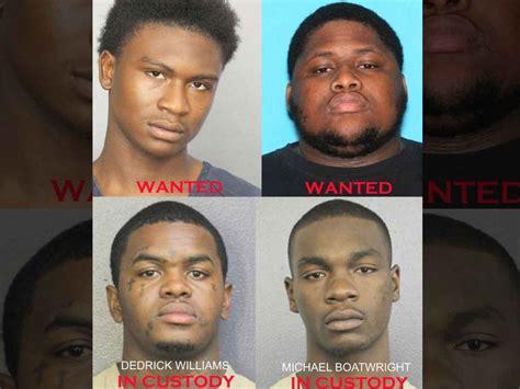 4 Men Indicted For Xxxtentacion Murder Cops Looking For