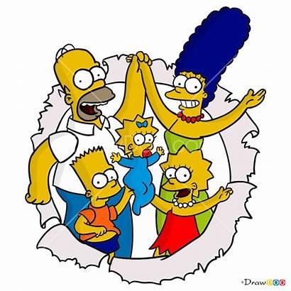 Simpsons Background Draw Step Webmaster Drawdoo