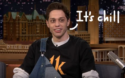 Many famous women have dated snl comedian pete davidson, and this list will give you more details about these lucky in 2018, pete davidson was engaged to ariana grande, but the pair broke things off by october. Pete Davidson Reveals He's 'Lonely' & Now Living With His Mom! - Perez Hilton