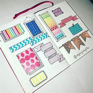 25+ best ideas about Washi Tape Notebook on Pinterest ...
