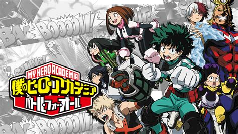 If you enjoy playing other mobile games, check out our genshin impact codes, idle heroes codes, and pet master free spins. My Hero Academia: Battle for All QR Codes Unlock New ...
