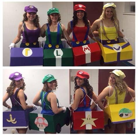 mario und luigi kostüm selber machen mario kart costume costumes mario kart