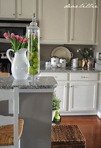 1000 images about beige kitchen cabinets on pinterest With kitchen colors with white cabinets with give a girl the right shoes wall art