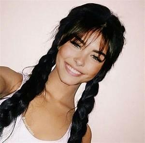 Image result for wispy bangs brunette   Hair   Pinterest ...