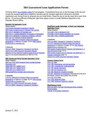 sba gov forms editable sba form 912 addendum b fill print download