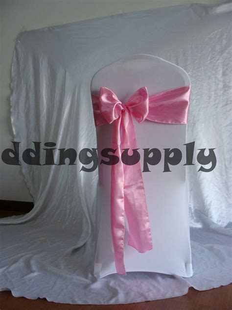 aliexpress buy for sale sale satin chair sashes
