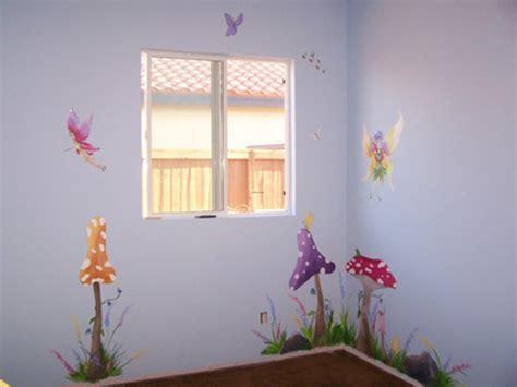 Creative Murals For Kids Room  Design Bookmark #2925