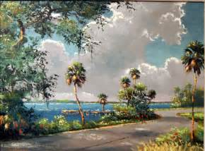 Florida Highwaymen Paintings