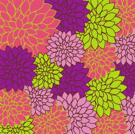 floral background bright colorful  stock photo