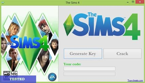 The Sims 4 Serial Code Product Key 2020 Download