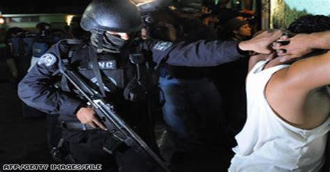 gang members arrested huge blow  ms