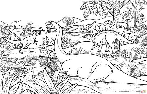 Allosaurus Kleurplaat by Apatosaurus Brontosaurus Rhhorhynchus Allosaurus