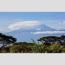 Kilimanjaro National Park  Mountain In Tanzania
