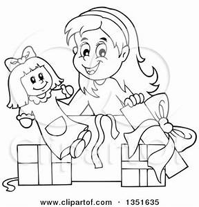 royalty free stock illustrations of coloring pages by With doll house wiring