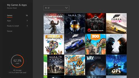 xbox 9ne games microsoft s xbox one is previewing anniversary updates pcworld