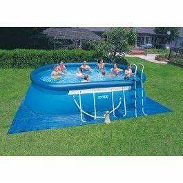 Pool Mit Aufbau : intex oval frame pool komplett set 549 x 305 x 107 cm art 54932gs lieferumfang intex oval ~ Sanjose-hotels-ca.com Haus und Dekorationen