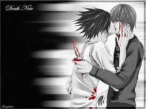 L/Kira #DeathNote | it's all about the / | Pinterest ...