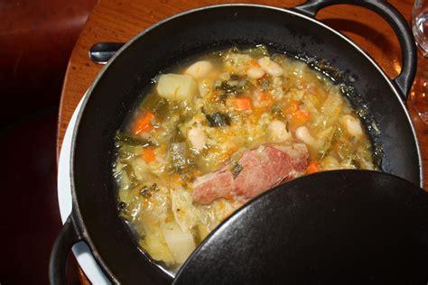 recette de cuisine corse soupe de légumes corse cuisine à la