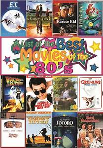 A List of the Best Movies of the 80′s