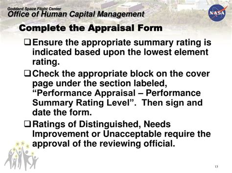 how to complete performance appraisal form ppt preparing for your performance appraisal discussion