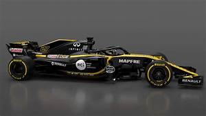 Renault Sport F1 : video and pictures renault sport unveils the rs18 f1 2018 car the week uk ~ Maxctalentgroup.com Avis de Voitures