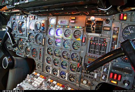closeup  concorde instrument panel flightradar blog