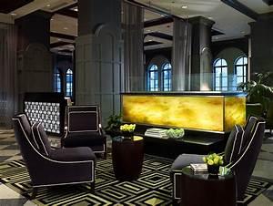 elegant art deco design of the allerton hotel chicago With art deco interior chicago