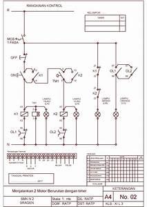 Job Sheet Praktek Instalasi Motor Listrik Tema   Menjalankan Motor Listrik 3 Fasa Secara