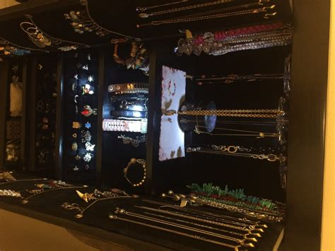 Diy Jewelry Armoire by Diy Jewelry Armoire A Host Of Things