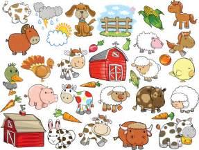 Free Vector Cartoon Animals