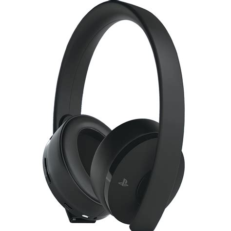 sony wireless headset sony ps4 wireless headset black big w