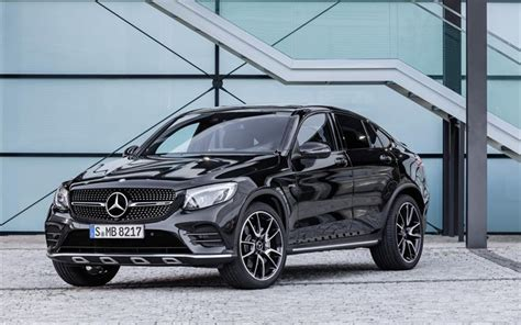 Bmw C 400 X 4k Wallpapers by Wallpapers Mercedes Glc43 Coupe Amg 4k 2018