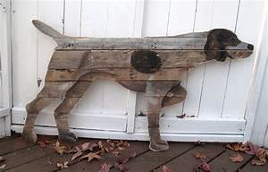 German Short Haired Pointer Pallet Wall Art • Pallet Ideas