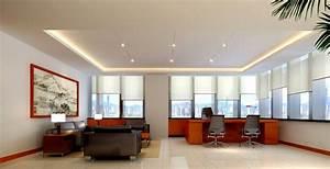 Modern Minimalist Office Interior Design