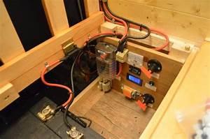 Campervan 12v Electrical System  Trailer Exterior