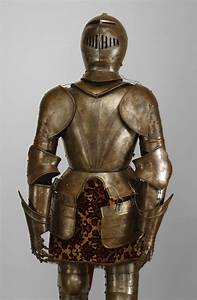 Italian Renaissance Style Etched Suit of Armor at 1stdibs