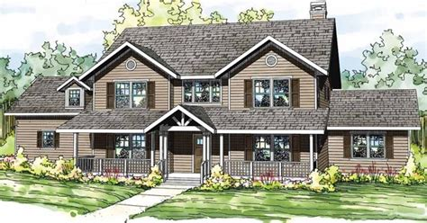 4 Bedroom 4 Bath Country House Plan #ALP 097N Chatham