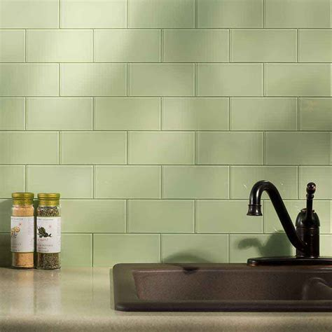 stick on backsplash the best diy kitchen upgrades for design